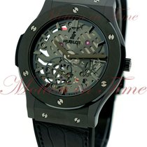 Hublot Classic Fusion Ultra-Thin Ceramic 45mm Transparent No numerals United States of America, New York, New York