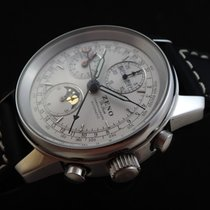 Zeno-Watch Basel Chronograph Full calendar New