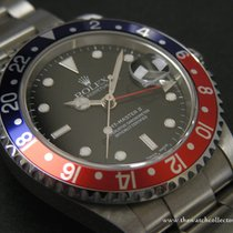 Rolex Modern: Rare Out Of Production GMT Master II Pepsi...