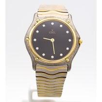 Ebel Classic Золото/Cталь 34mm