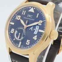 IWC Pilot Collection Antoine De Saint Exupery 18k Rg W/ B&p