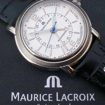 Maurice Lacroix Masterpiece Cinq Aiguilles tweedehands 40mm Staal