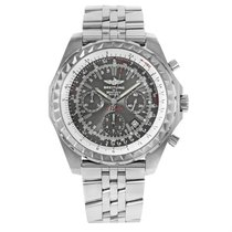 Breitling Bentley Motors Steel 48mm Grey No numerals United States of America, New York, NYC