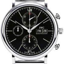 IWC Portofino Chronograph IW391010 2020 новые