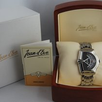 Jean d'Eve Steel 45mmmm Automatic Jean D'eve 777051 pre-owned