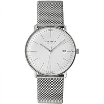 Junghans max bill Automatic 027/4002.44 JUNGHANS MAX BILL AUTOMATIC acciaio data new
