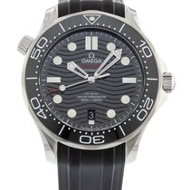 Omega Seamaster 300M 210.32.42.20.01.001 Watch with Rubber...