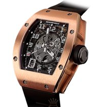 Richard Mille Rose gold 48mm Automatic RM 010 RG new