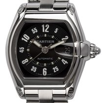 Cartier Roadster Steel 37mm Black Arabic numerals United States of America, Texas, Austin