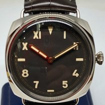 Panerai Special Editions White gold 47mm Brown United States of America, New York, New York
