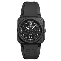 Bell & Ross BR0394BLCE Ceramic BR 03-94 Chronographe 42mm new United States of America, Florida, Miami