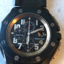 愛彼 Royal Oak Offshore 26378IO.OO.A001KE.01 非常好 鈦 48mm 自動發條