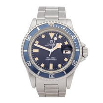 Tudor Steel 40mm Automatic 9411/0 pre-owned
