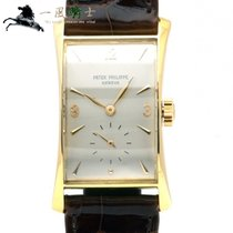 Patek Philippe Hour Glass Yellow gold 32mm Silver United States of America, California, Los Angeles