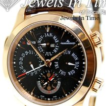 Jaeger-LeCoultre Master Grand Réveil Rose gold 43mm Black United States of America, Florida, 33431