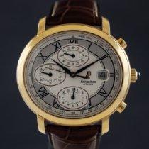 Audemars Piguet Millenary Chronograph Oro rosado 41mm Plata Romanos España, Barcelona