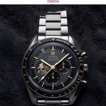 Omega Speedmaster Steel 42mm Black No numerals UAE, Dubai