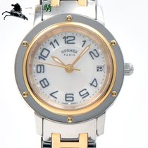 에르메스 스틸 24mm 쿼츠 CP1.220 중고시계