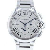 Cartier Ballon Bleu 44mm W6920002 2010 подержанные