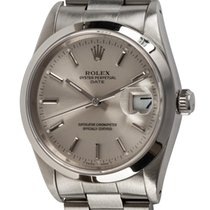 Rolex Oyster Perpetual Date Steel 34mm Silver United States of America, Texas, Austin