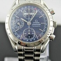Omega Speedmaster Day Date 39mm Blue United States of America, California, Simi Valley