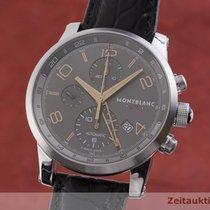 Montblanc Timewalker 7263 Odlično Zeljezo 43mm Automatika