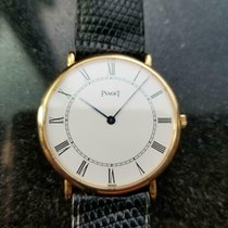 Piaget Altiplano pre-owned 32mm White