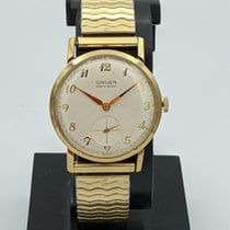 Gruen Steel 31mm Manual winding 510 pre-owned