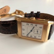 Jaeger-LeCoultre Reverso Duoface Or rose Argent Arabes