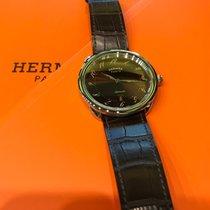 Hermès Acciaio 41mm Manuale AR7.710.435/MHA nuovo Italia, SORA