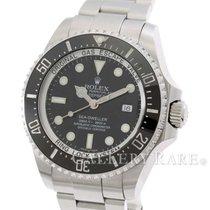 ロレックス (Rolex) Sea-Dweller Deepsea Ceramic Bezel Steel 44MM