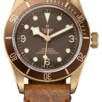 帝陀 (Tudor) Heritage Black Bay Bronze