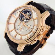 Zenith Rose gold 45mm Automatic 18.1260.4005/01.c505 pre-owned United States of America, California, Los Angeles