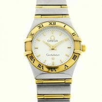 Omega Constellation 18K Mother Pearl Ladies
