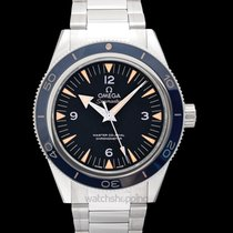 Omega Seamaster 300 Titanium 41mm Blue United States of America, California, Burlingame