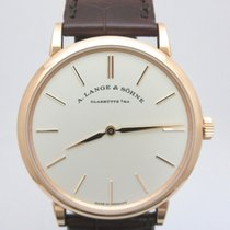 A. Lange & Söhne Saxonia Thin Rose Gold 201.033