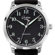 Glashütte Original Senator Excellence Acier 40mm Noir