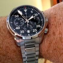 Hamilton Khaki Pilot Steel 42mm Black No numerals