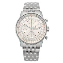 Breitling A13324121G1A1 Acero Navitimer Heritage 41mm nuevo