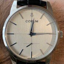 Corum Acier 38,5mm Remontage manuel 157163200001 ba48 occasion France, Vaujours