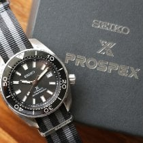 Seiko Prospex Steel 45mm United States of America, New Jersey, Rahway