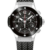 Hublot Big Bang 44 mm Steel 44mm Black Arabic numerals United States of America, New York, NEW YORK