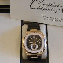 Patek Philippe 5980R-001 Ouro rosa 2012 Nautilus 40.5mm usado