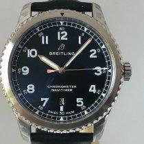 Breitling Navitimer 8 Stål 41mm Svart Arabisk