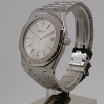 Audemars Piguet Royal Oak Jumbo Steel 39mm White No numerals