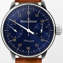 Meistersinger Steel Automatic SC108 new
