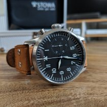 Stowa Steel 41mm Manual winding pre-owned United States of America, New York, Brooklyn