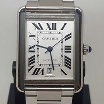 Cartier ny Automatisk 31mm Stål Safirglas