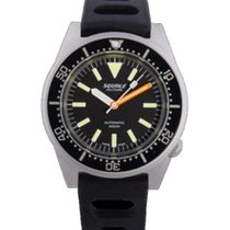 Squale Stål 42mm Automatisk Squale 1521 Militaire ny