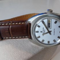 Favre-Leuba Steel 36mm Automatic 59993 pre-owned